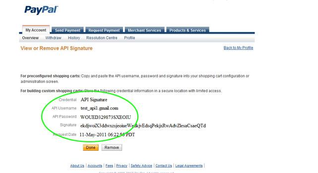 passwort paypal